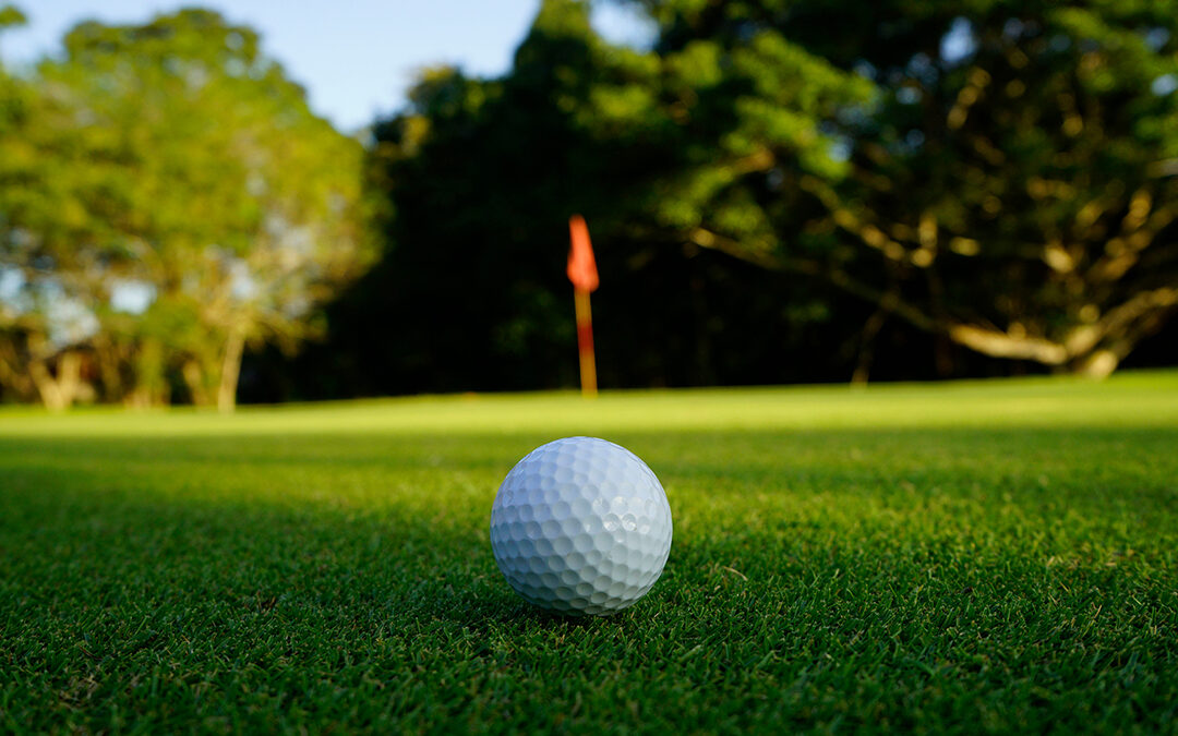How to Stay on the Golf Course