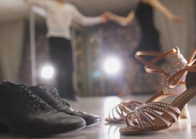 Ballroom Dancing in the Twilight of Life's Journey