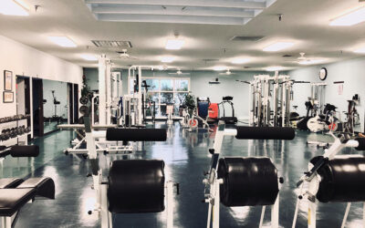 Gym and Group Exercise Update